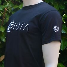 IOTA MIOTA Men's T-Shirt - Print on Front, Back and Both Sleeves Crypto