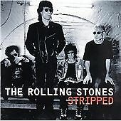The Rolling Stones - Stripped (CD) . FREE UK P+P ...............................