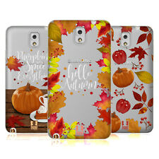 HEAD CASE DESIGNS AUTUMN ILLUSTRATION SOFT GEL CASE FOR SAMSUNG PHONES 2
