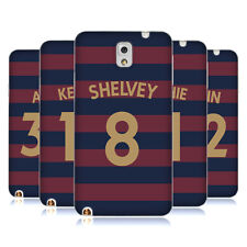 NEWCASTLE UNITED FC 2018/19 PLAYERS AWAY KIT 1 GEL CASE FOR SAMSUNG PHONES 2