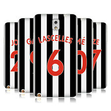 NEWCASTLE UNITED FC 2018/19 PLAYERS HOME KIT 1 GEL CASE FOR SAMSUNG PHONES 2