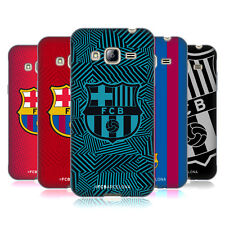 OFFICIAL FC BARCELONA 2017/18 CREST SOFT GEL CASE FOR SAMSUNG PHONES 3