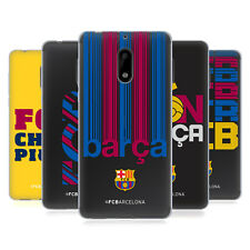 OFFICIAL FC BARCELONA 2017/18 CAMPIONS SOFT GEL CASE FOR NOKIA PHONES 1