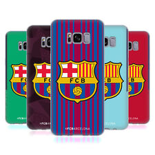 OFFICIAL FC BARCELONA 2017/18 CREST KIT SOFT GEL CASE FOR SAMSUNG PHONES 1