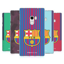 OFFICIAL FC BARCELONA 2017/18 CREST KIT SOFT GEL CASE FOR XIAOMI PHONES