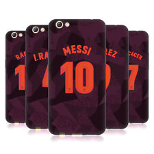 OFFICIAL FC BARCELONA 2017/18 PLAYERS THIRD KIT GROUP 1 GEL CASE FOR OPPO PHONES