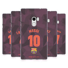OFFICIAL FC BARCELONA 2017/18 PLAYERS THIRD KIT 1 GEL CASE FOR XIAOMI PHONES