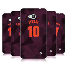 OFFICIAL FC BARCELONA 2017/18 PLAYERS THIRD KIT 1 GEL CASE FOR MICROSOFT PHONES