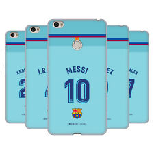 OFFICIAL FC BARCELONA 2017/18 PLAYERS AWAY KIT 1 GEL CASE FOR XIAOMI PHONES 2