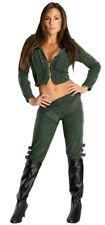 Adult Sexy Terminator - SW Blair Ladies Fancy Dress Hen Party Costume Outfit
