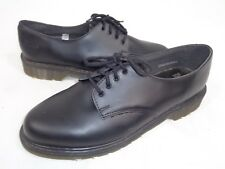 Dr Martens DMS Ladies Womens Vintage UK Made Leather Work Shoes UK 7 A7 SF27