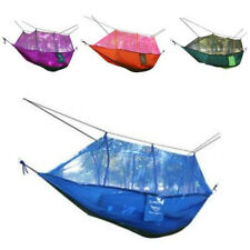 Anti Mosquito Net Tent Double Hammock Safety Anti-fall Outdoor Camping Tourism