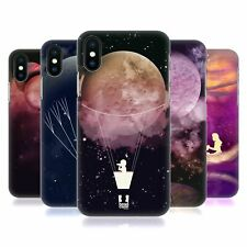 HEAD CASE DESIGNS MOON TRAVEL HARD BACK CASE FOR APPLE iPHONE PHONES