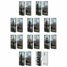 STAR TREK CHARACTERS INTO DARKNESS XII LEATHER BOOK CASE FOR MICROSOFT PHONES