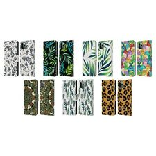 JULIA BADEEVA ASSORTED PATTERNS LEATHER BOOK WALLET CASE FOR APPLE iPHONE PHONES