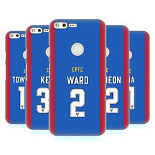 OFFICIAL CRYSTAL PALACE FC 2016/17 PLAYERS HOME KIT BACK CASE FOR GOOGLE PHONES