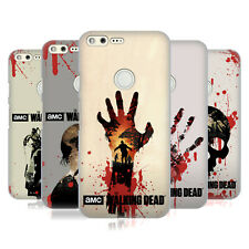 OFFICIAL AMC THE WALKING DEAD SILHOUETTES HARD BACK CASE FOR GOOGLE PHONES