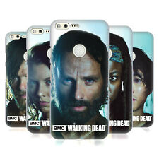OFFICIAL AMC THE WALKING DEAD CHARACTERS HARD BACK CASE FOR GOOGLE PHONES