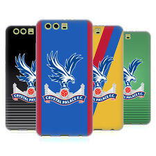 OFFICIAL CRYSTAL PALACE FC 2016/17 PLAYERS KIT SOFT GEL CASE FOR HUAWEI PHONES