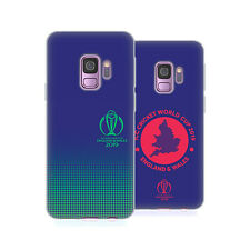 OFFICIAL ICC TYPOGRAPHY CRICKET WORLD CUP SOFT GEL CASE FOR SAMSUNG PHONES 1