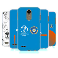 OFFICIAL ICC INDIA CRICKET WORLD CUP HARD BACK CASE FOR LG PHONES 1