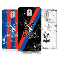 OFFICIAL CRYSTAL PALACE FC 2017/18 MARBLE HARD BACK CASE FOR SAMSUNG PHONES 2