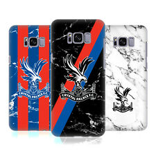 OFFICIAL CRYSTAL PALACE FC 2017/18 MARBLE HARD BACK CASE FOR SAMSUNG PHONES 1