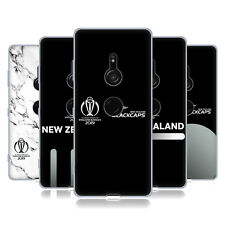 OFFICIAL ICC NEW ZEALAND CRICKET WORLD CUP SOFT GEL CASE FOR SONY PHONES 1