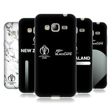 OFFICIAL ICC NEW ZEALAND CRICKET WORLD CUP SOFT GEL CASE FOR SAMSUNG PHONES 3