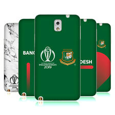 OFFICIAL ICC BANGLADESH CRICKET WORLD CUP SOFT GEL CASE FOR SAMSUNG PHONES 2