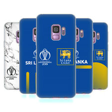OFFICIAL ICC SRI LANKA CRICKET WORLD CUP SOFT GEL CASE FOR SAMSUNG PHONES 1