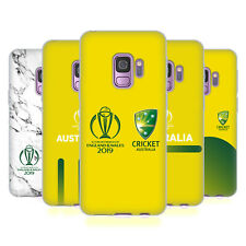 OFFICIAL ICC AUSTRALIA CRICKET WORLD CUP SOFT GEL CASE FOR SAMSUNG PHONES 1