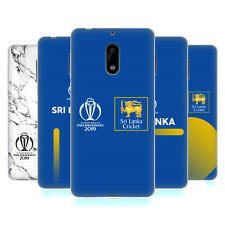 OFFICIAL ICC SRI LANKA CRICKET WORLD CUP SOFT GEL CASE FOR NOKIA PHONES 1