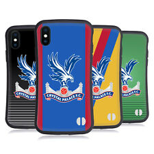 CRYSTAL PALACE FC 2016/17 PLAYERS KIT HYBRID CASE FOR APPLE iPHONES PHONES