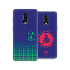 OFFICIAL ICC TYPOGRAPHY CRICKET WORLD CUP SOFT GEL CASE FOR AMAZON ASUS ONEPLUS