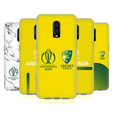 OFFICIAL ICC AUSTRALIA CRICKET WORLD CUP SOFT GEL CASE FOR AMAZON ASUS ONEPLUS