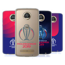 OFFICIAL ICC CWC 2019 CRICKET WORLD CUP SOFT GEL CASE FOR MOTOROLA PHONES