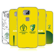 OFFICIAL ICC AUSTRALIA CRICKET WORLD CUP SOFT GEL CASE FOR HUAWEI PHONES 2