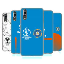 OFFICIAL ICC INDIA CRICKET WORLD CUP SOFT GEL CASE FOR HUAWEI PHONES
