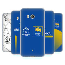 OFFICIAL ICC SRI LANKA CRICKET WORLD CUP SOFT GEL CASE FOR HTC PHONES 1