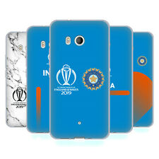 OFFICIAL ICC INDIA CRICKET WORLD CUP SOFT GEL CASE FOR HTC PHONES 1