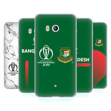 OFFICIAL ICC BANGLADESH CRICKET WORLD CUP SOFT GEL CASE FOR HTC PHONES 1