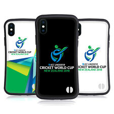 OFFICIAL ICC UNDER19 WORLD CUP 2018 CRICKET HYBRID CASE FOR APPLE iPHONES PHONES