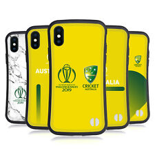 OFFICIAL ICC AUSTRALIA CRICKET WORLD CUP HYBRID CASE FOR APPLE iPHONES PHONES