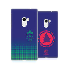 OFFICIAL ICC TYPOGRAPHY CRICKET WORLD CUP HARD BACK CASE FOR XIAOMI PHONES