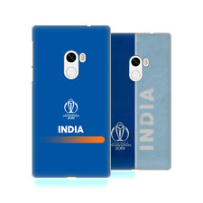 OFFICIAL ICC INDIA CRICKET WORLD CUP HARD BACK CASE FOR XIAOMI PHONES