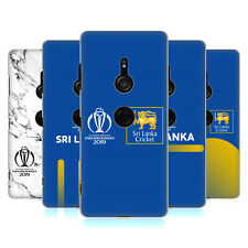 OFFICIAL ICC SRI LANKA CRICKET WORLD CUP HARD BACK CASE FOR SONY PHONES 1