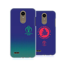 INTERNATIONAL CRICKET COUNCIL TYPOGRAPHY CRICKET WORLD CUP CASE FOR LG PHONES 1