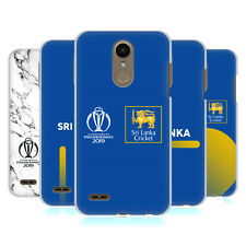 OFFICIAL ICC SRI LANKA CRICKET WORLD CUP HARD BACK CASE FOR LG PHONES 1