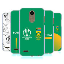 OFFICIAL ICC SOUTH AFRICA CRICKET WORLD CUP HARD BACK CASE FOR LG PHONES 1